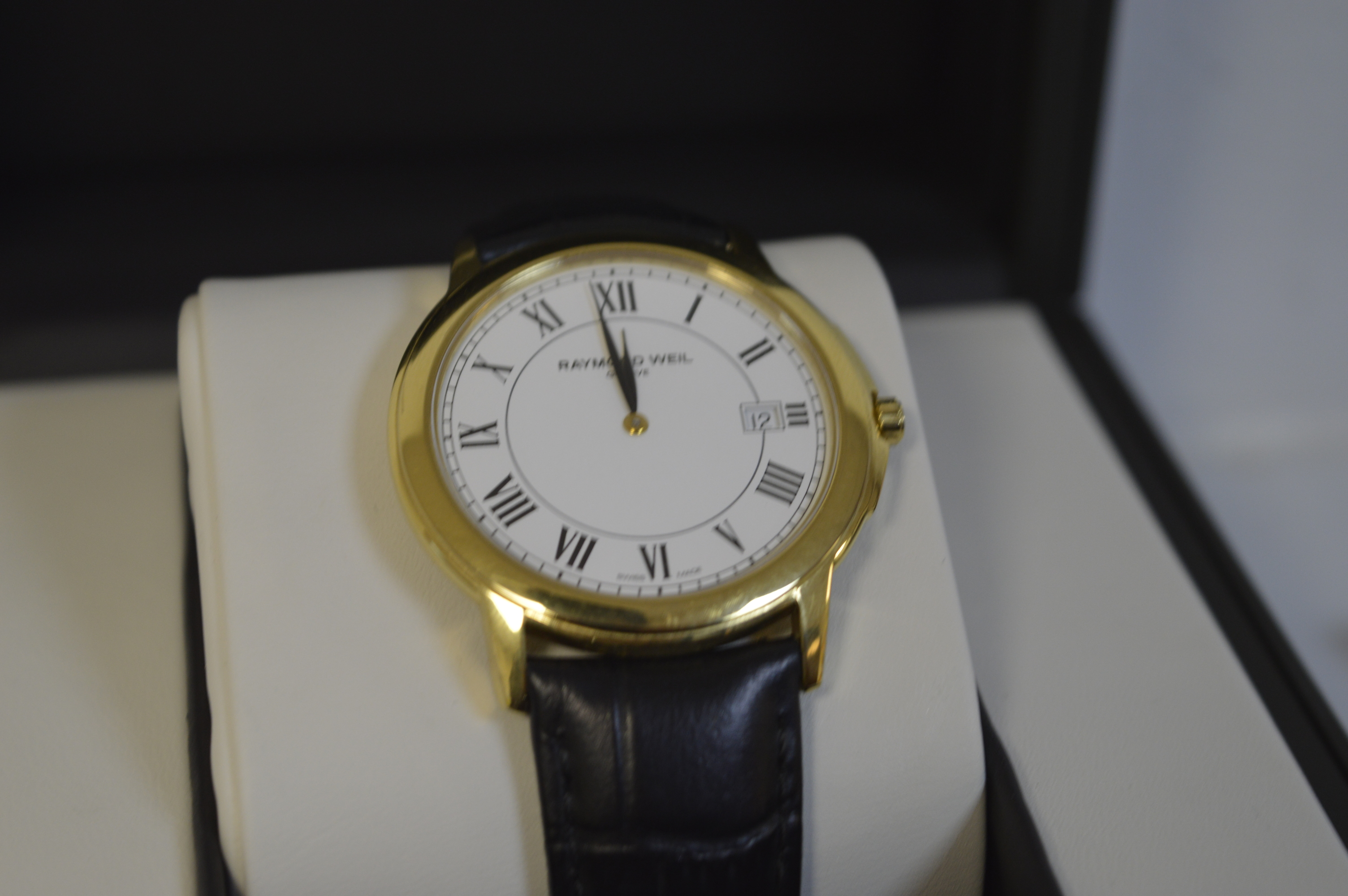 Raymond Weil Tradition Gold